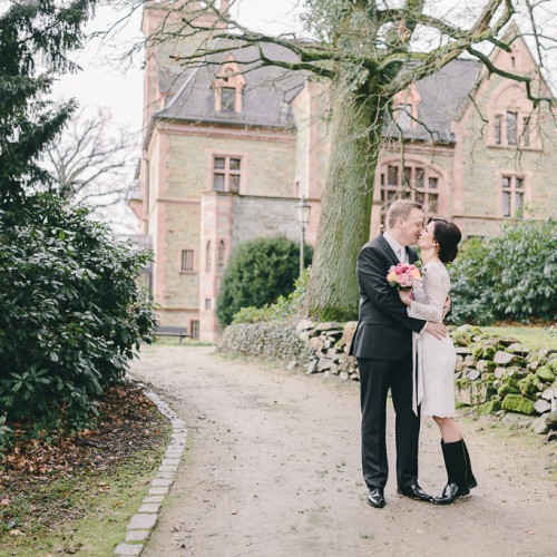 Hochzeit Patricia & Christian Feb 2014 | Schlosshotel Rettershof (Kelkheim)